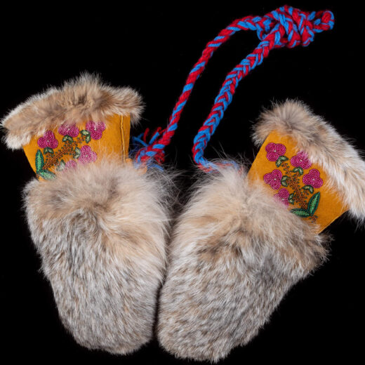 Audrey Brown | Fireweed Mitts