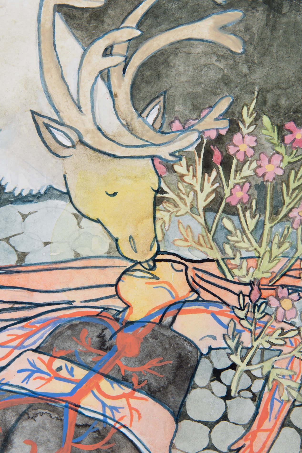Kimberly Edgar - Trying to Help Yukon Artist